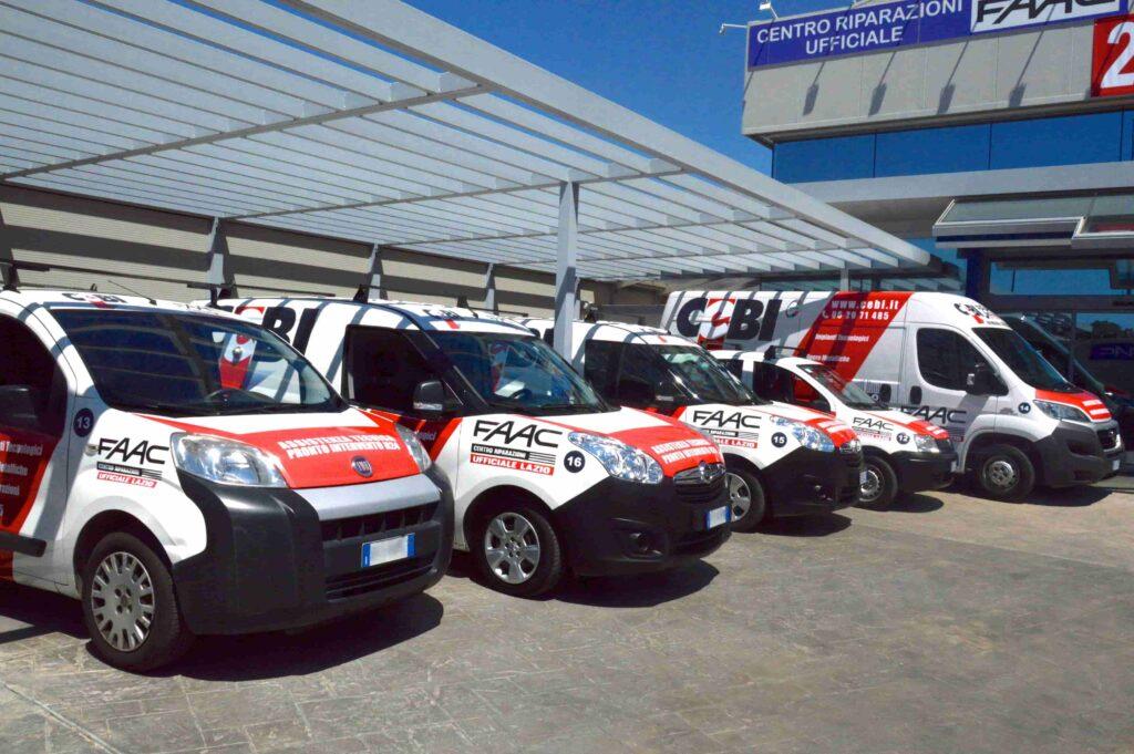 CEBI SRL Assistenza tecnica Faac Roma - Pronto intervento ingressi automatici