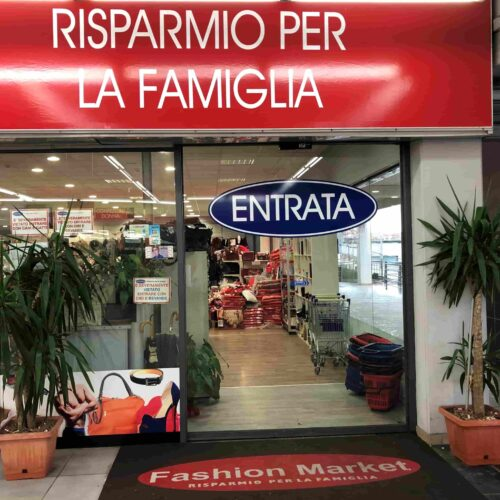 Porta automatica scorrevole per negozi - Cebi - Roma