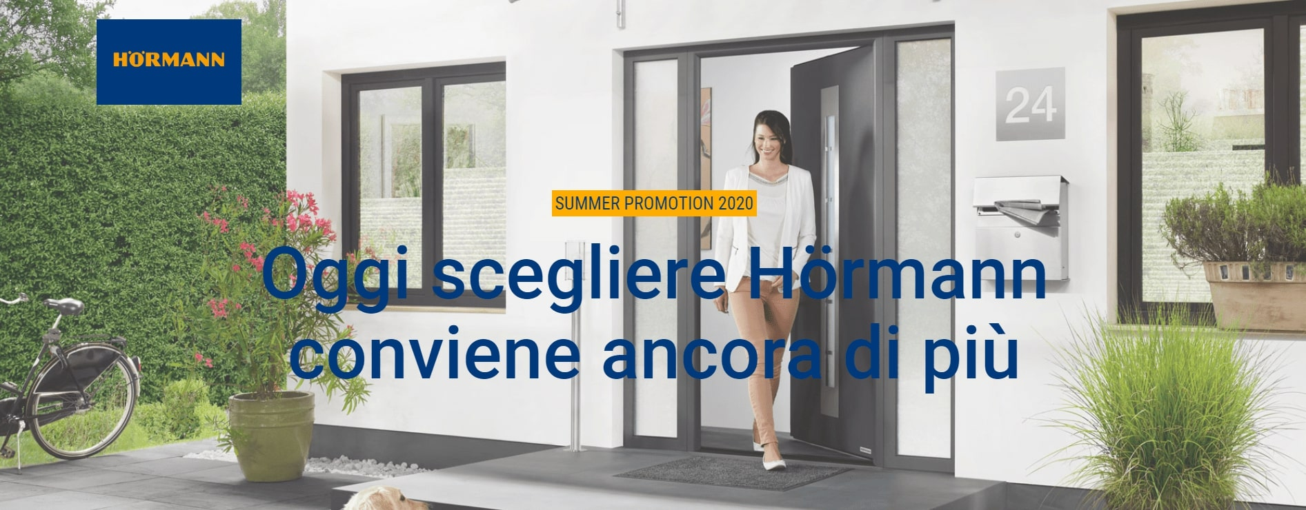 hormann summer promotion 2020 roma